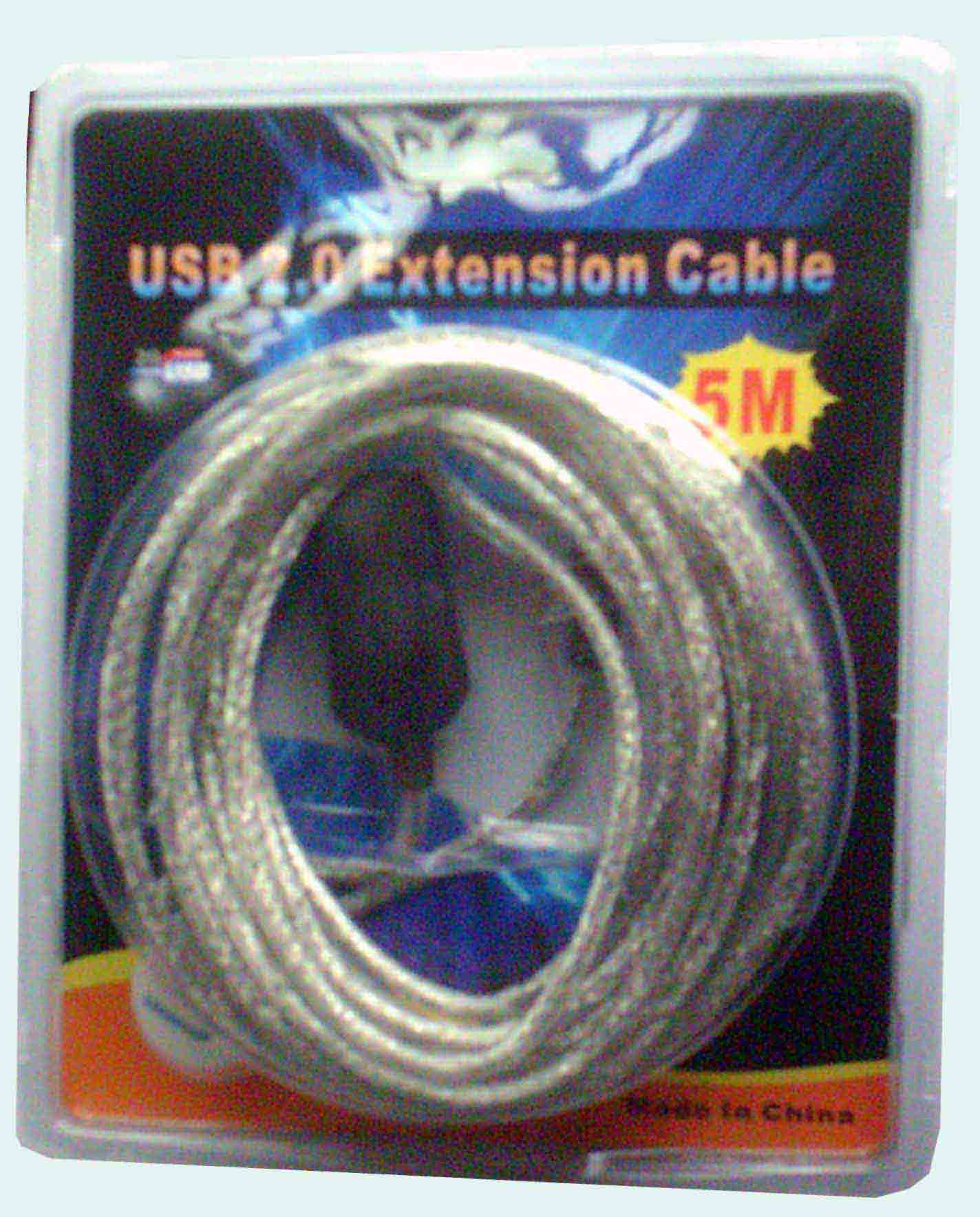 USB 2.0 Extension Cable (5M)